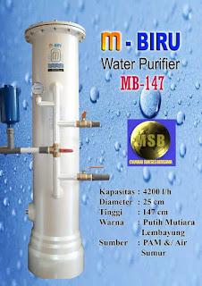 Filter Air M-Biru MB 147