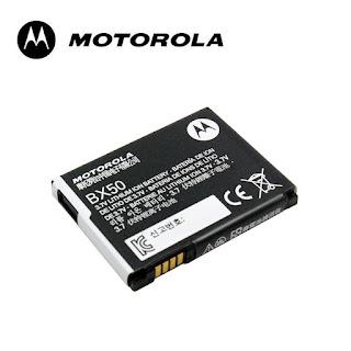 Daftar Harga Baterai Original Handphone Motorola