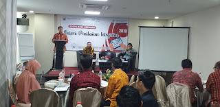 Kepala BPS Provinsi Jambi Secara Resmi Membuka Sosialisasi Kegiatan Survei Penilaian Integritas