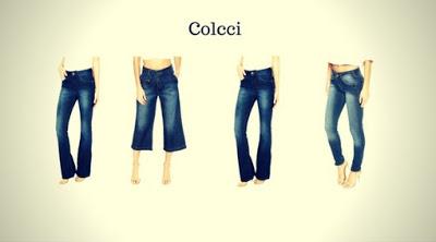 Marca de Calça Jeans Feminina Colcci