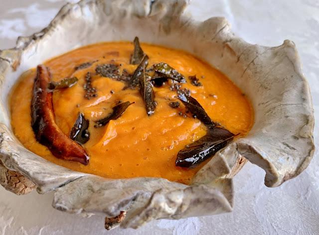 Tamatar ki Chatni or Tomato Chutney