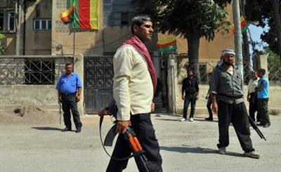 la proxima guerra kurdos siria combates rebeldes