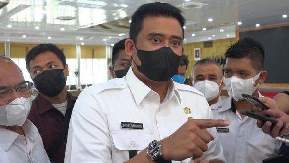 Bobby Nasution 'Wali Kota Rasa Presiden' Emoh Minta Maaf soal Insiden Pengusiran Wartawan