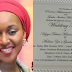 Pres. Buhari's daughter,Fatima, set to wed this Friday