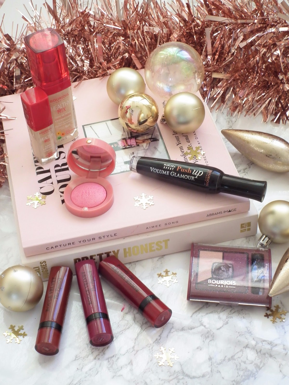 New In Makeup | The Bourjois Holiday Box*
