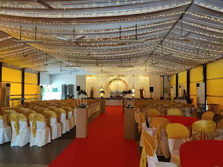 Halls in Thrippunithura