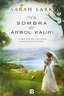 A la sombra del árbol kauri / Sarah Lark