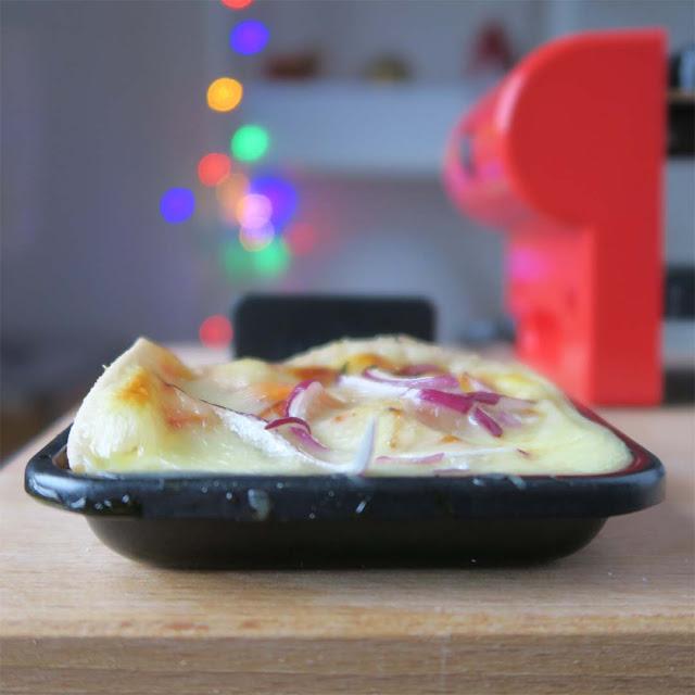 Raclette mit Süßkartoffeln, Sesam und roten Zwiebeln | pastasciutta.de