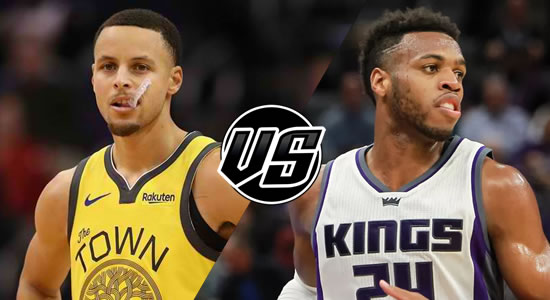 Live Streaming List: Golden State Warriors vs Sacramento Kings 2018-2019 NBA Season