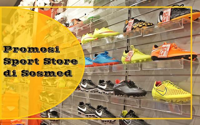 kata promosi jualan sepatu futsal