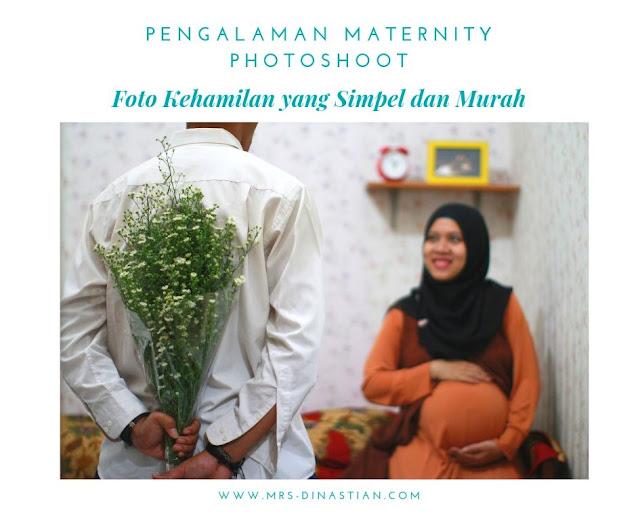 Pengalaman Maternity Photoshoot