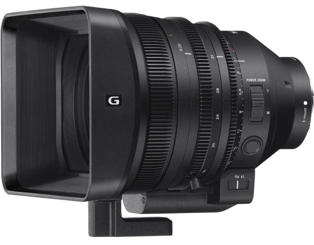 Sony FE Cine 16-35mm T/3.1 G с блендой