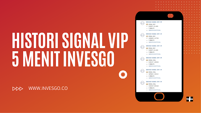 Histori Signal VIP 5 Menit - BULAN MEI 2021  | INVESGO