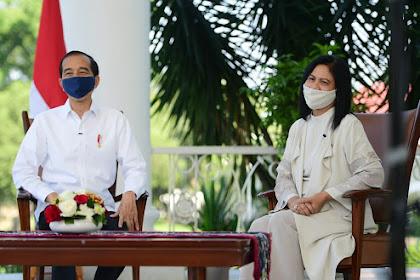 Pesan Khusus Presiden Jokowi dan Ibu Iriana di Hari Anak Nasional 2020