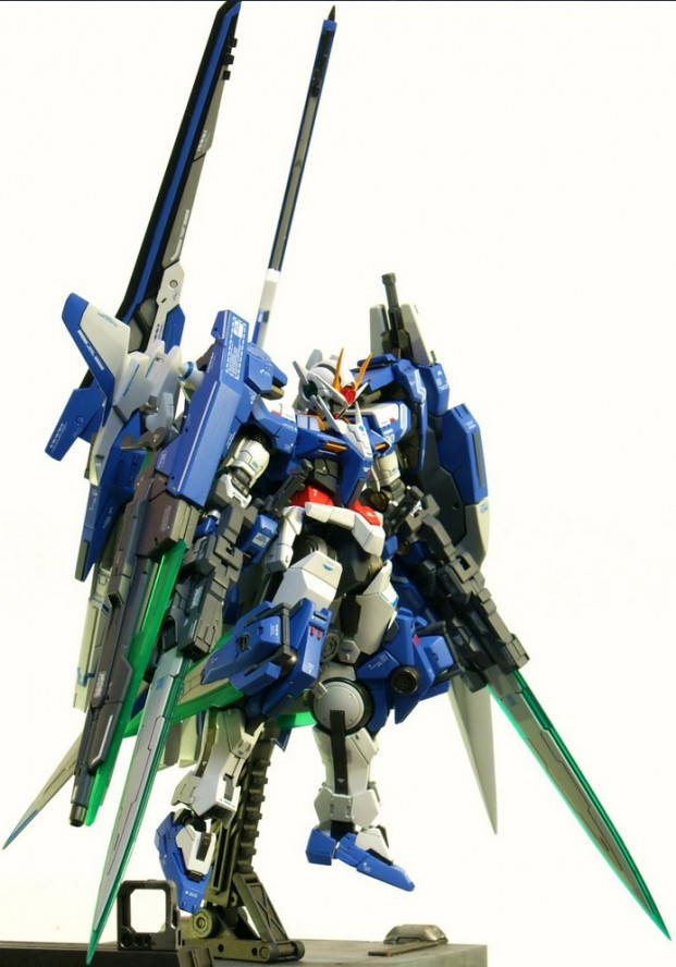 Custom Build 1 144 Oo Xn Raiser Xiii Sword G Gbwc 2015 Entry Gundam Kits Collection News