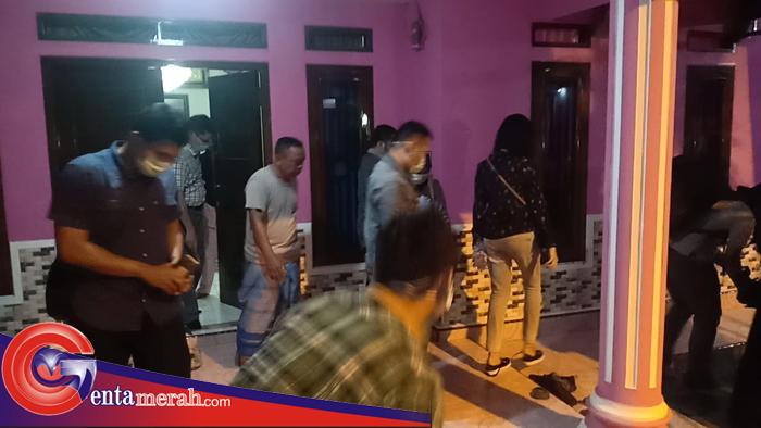 Kembali Ke Lampung Utara, Tim KPK Geledah Rumah Mantan Kabid Bina Marga