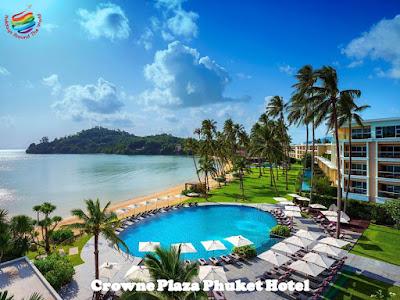 Crowne Plaza Phuket Hotel