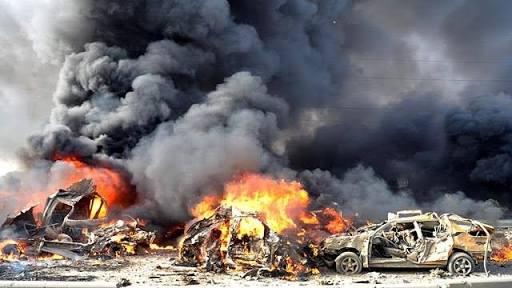 Muna garage explosion