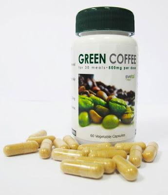 Green Coffee Svetol Menurunkan Berat Badan Secara Semulajadi