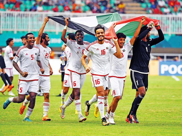 Football: UAE national squad to meet from Saturday