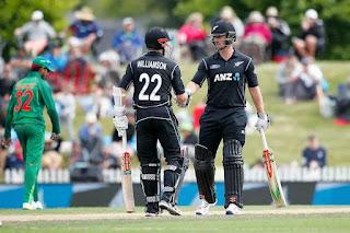 New Zealand vs Bangladesh 3rd ODI 2017 Highlights