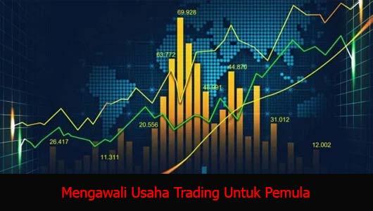 Mengawali Usaha Trading Untuk Pemula