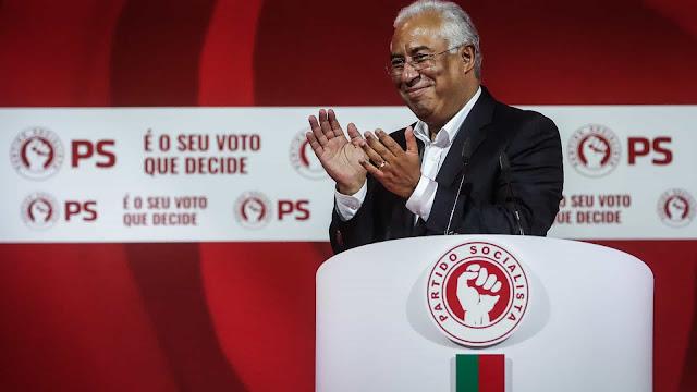 Portugal   PS lidera intenções de voto e Livre perde quase metade da votação
