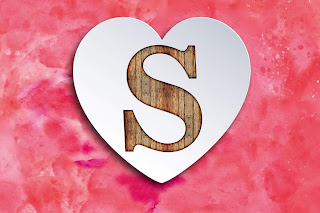 S love image, s tatto, s logo ,s hd wallpaper
