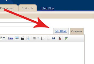 Cara Untuk Membuat Scroll  pada Postingan Blogger