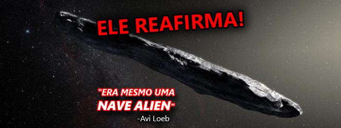oumuamua nave alienigena - avi loeb