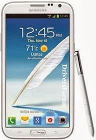 Samsung Galaxy Note 2 USB Driver