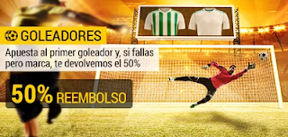 bwin promocion Betis vs Real Madrid 18 febrero