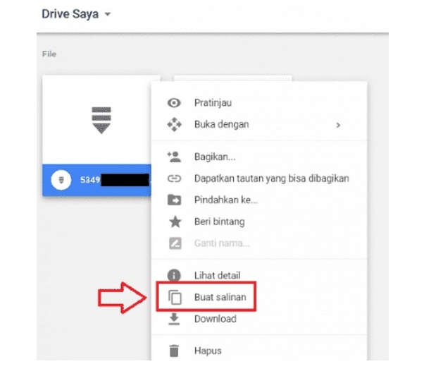 Cara Download Google Drive Limit