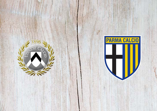 Udinese vs Parma -Highlights 1 September 2019