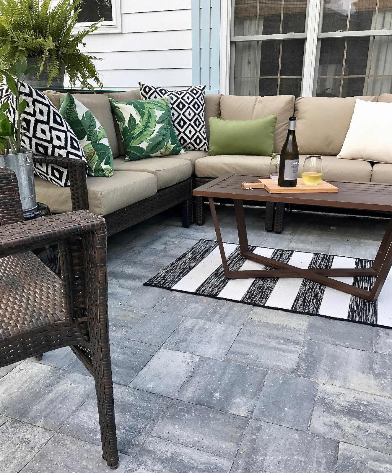 MY ALMOST OUTDOOR FURNITURE design indulgence