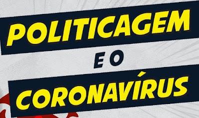 MALUQUICE NO MA!! Defensoria a serviço político quer confinamento de todos maranhenses