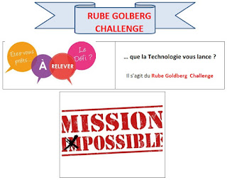 Challenge Rube Golberg