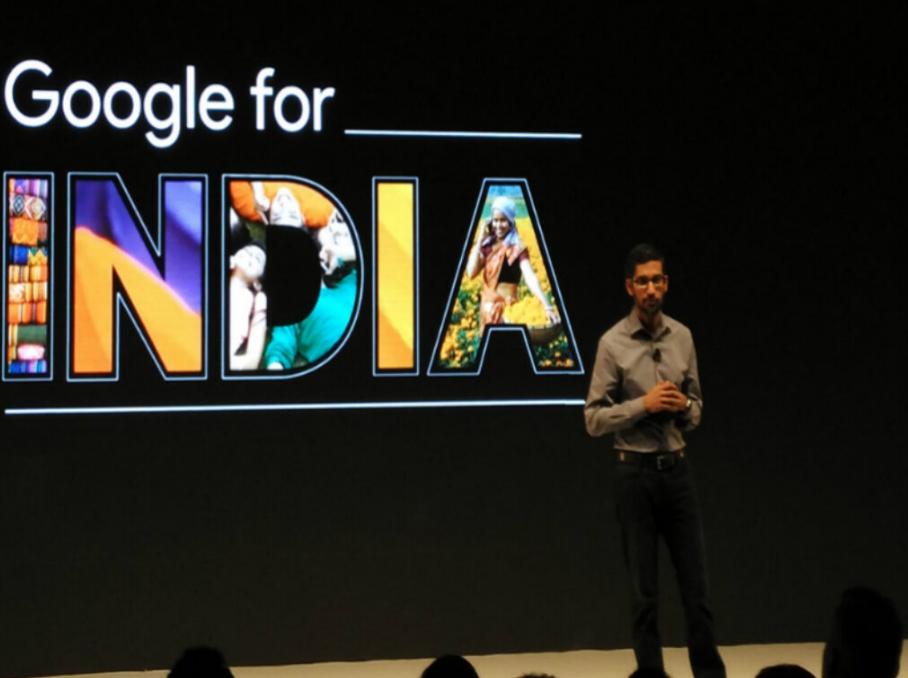 جوجل تعتزم إستثمار 10 مليارات دولار في الهند