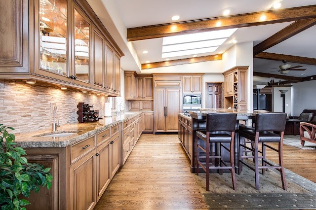 5 Unbelievable Kitchens in Mansions