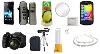 HS18 Super Deal: Air Wick Citrus Car Perfume for Rs.305 | Cello SS Flask for Rs.672 |  BPL Rechargeable Lantern for Rs.678 & Lot More