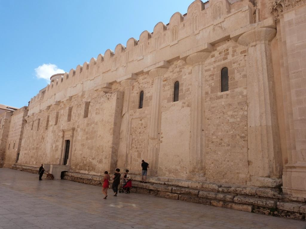Resultado de imagen de catedral Siracusa