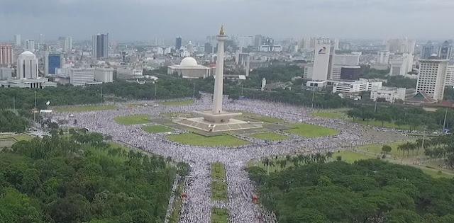 Ini Respons Wagub Jakarta Soal Rencana Reuni Akbar PA 212 Di Monas