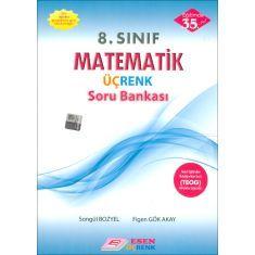 Esen 8.Sınıf Matematik Üçrenk Soru Bankası (2017)