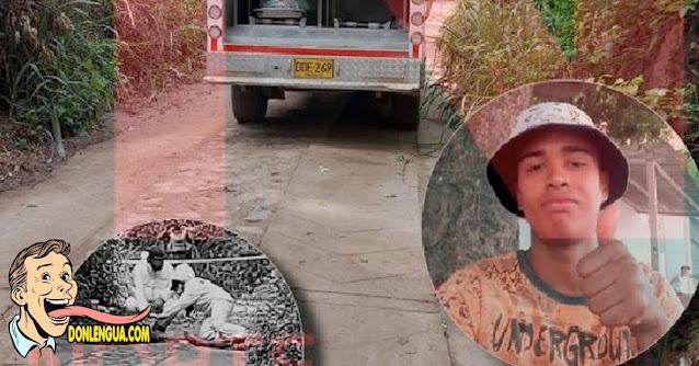 Dos trocheros asesinados a sangre fría en la frontera