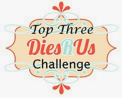 Top 3 Challenge #135 Anything Christmas