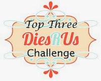 Top 3 Challenge #135 Anything Christmas
