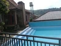 sewa villa puncak cipanas 2 kamar kolam renang pribadi tipe sarip