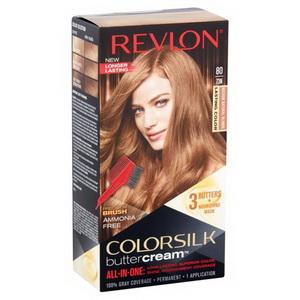 Thuốc Nhuộm Tóc Tự Nhuộm Tại Nhà Chính Hãng Revlon Colorsilk 80-73N