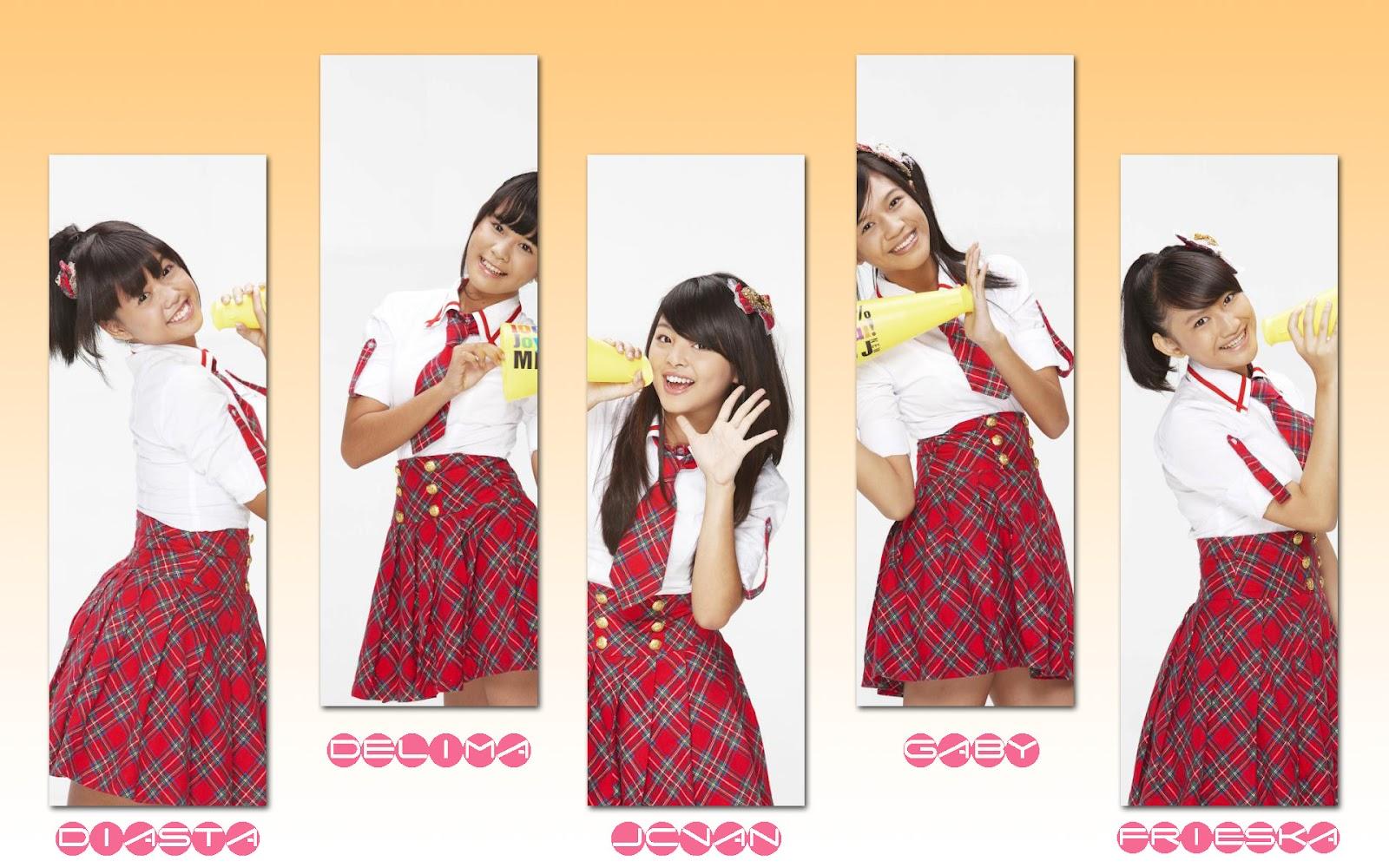 JKT48 Wallpapers: Wallpaper Melody JKT48