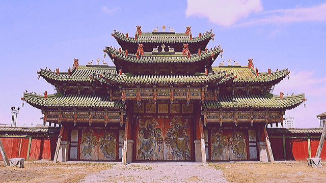 Best Places To visit in Mongolia and Tourist Attractions.Bogd Khan Palace Museum complex and also known as the Winter Palace of the Bogd Khan.